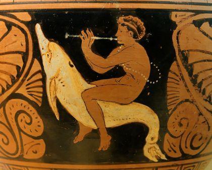 delfin mitologia